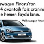 Vokswagen Finans Hep Yeni Paket Kampanyası