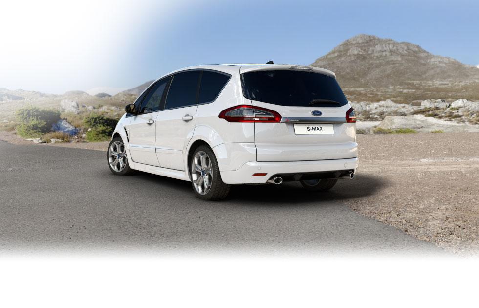 Yeni Ford S Max Tasarımı