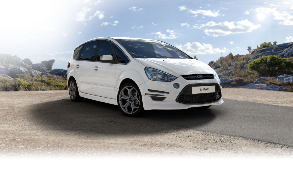 Yeni Ford S Max