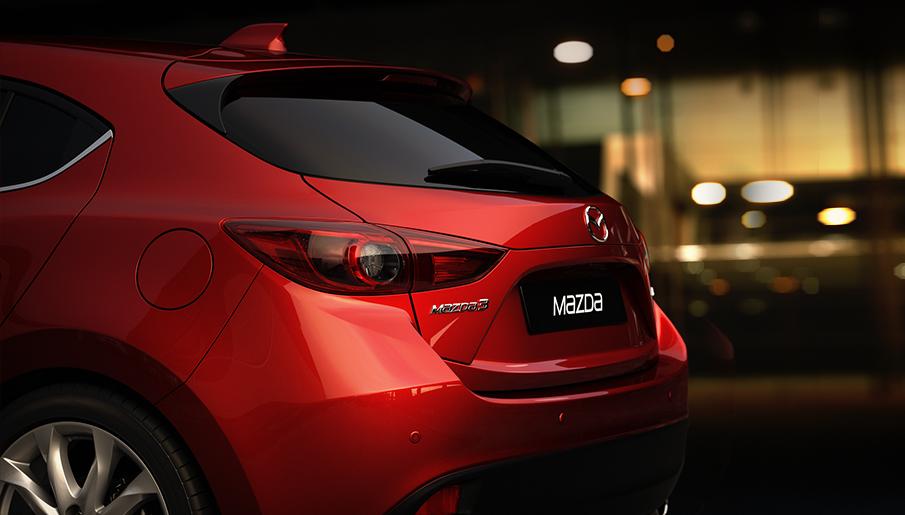 Yeni Mazda 3 HB Tasarım