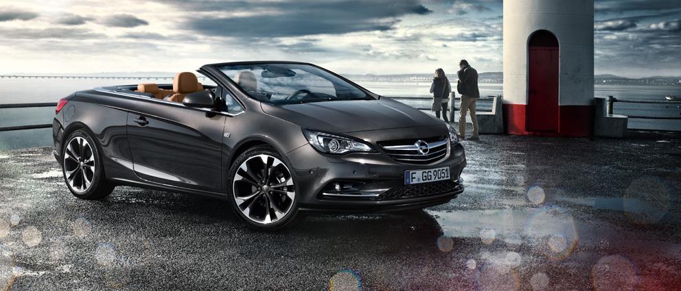 Yeni Opel Cascada