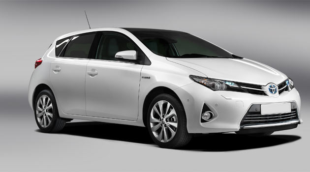 Yeni Toyota Auris Fiyatları