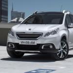 Peugeot 2008 1.6 HDi 2014 Model