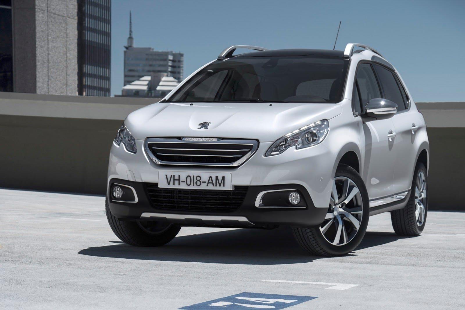 Peugeot 2008 İncelemesi