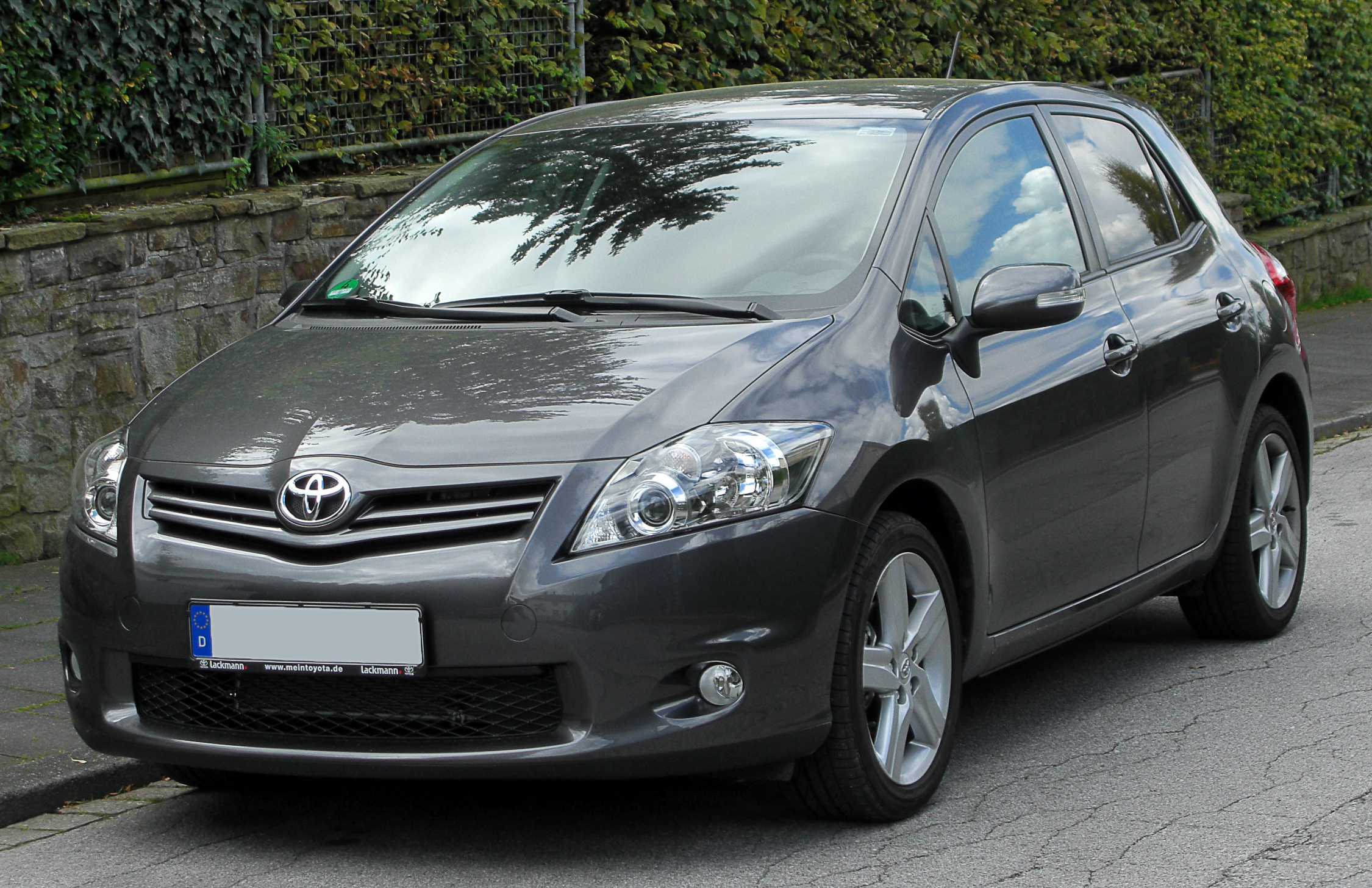 Toyota Modelleri 2014