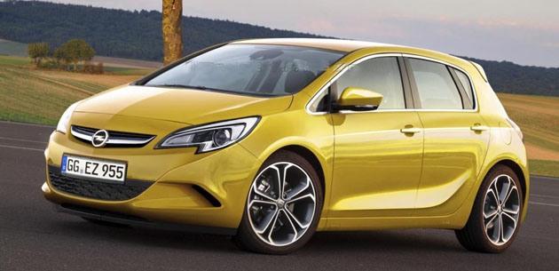 2015 Model Opel