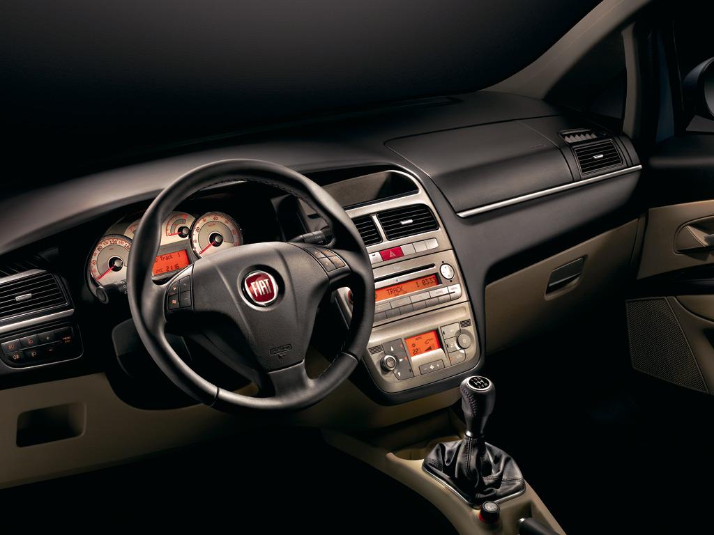 Fiat Linea İç Dizayn