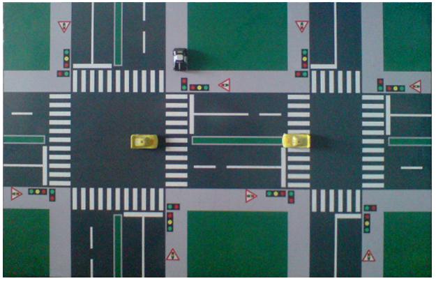 Kavşaklarda Trafik Kuralları