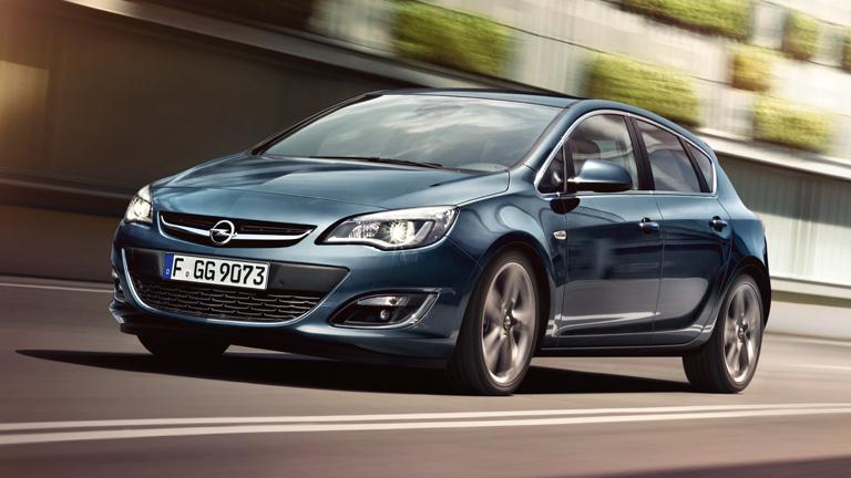 Opel Astra HB Kampanyası
