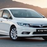 Honda Civic Modelinde Kasım Kampanyası