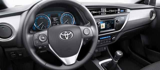 Toyota İç Tasarım