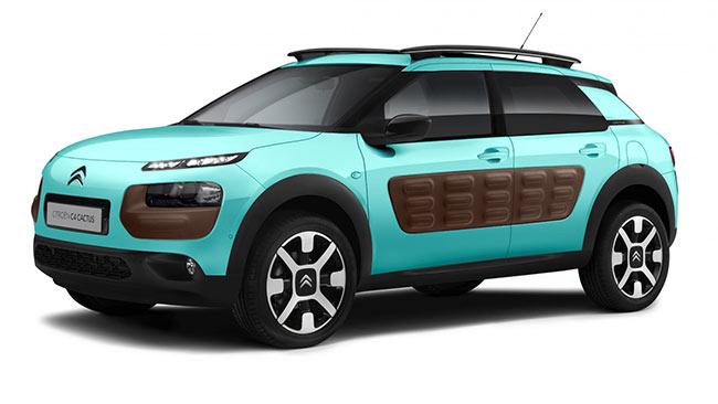 2014 Yeni Citroen SUV Segmenti