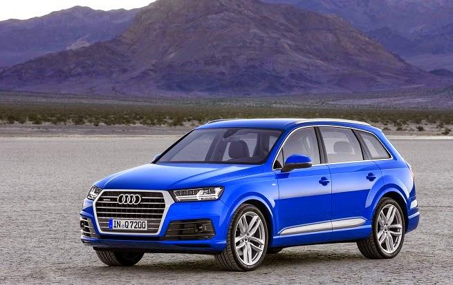 Yeni Audi