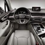 Audi Q7 İç Detayla