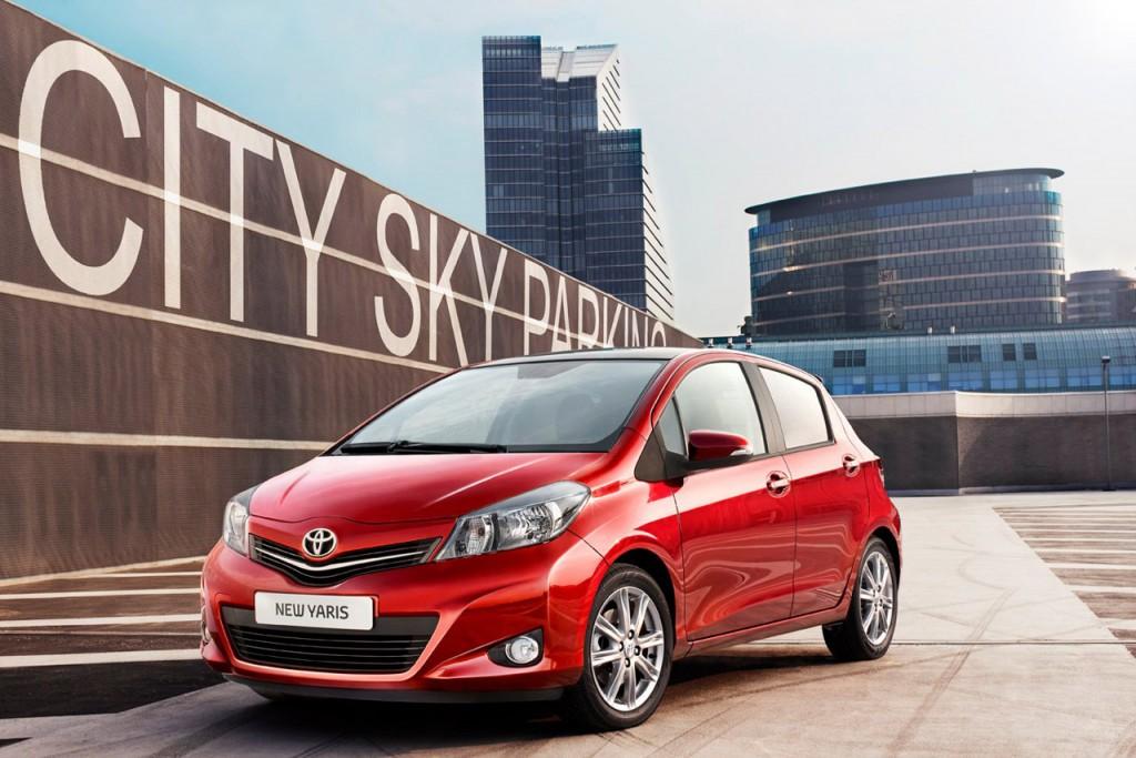 Yeni Yaris Toyota'dan Yıl Sonu Kampanyaları