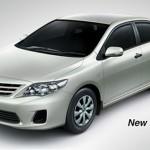 Yeni Corolla Modeli