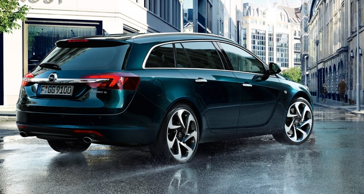 2016 Insignia Sports Tourer Modelleri
