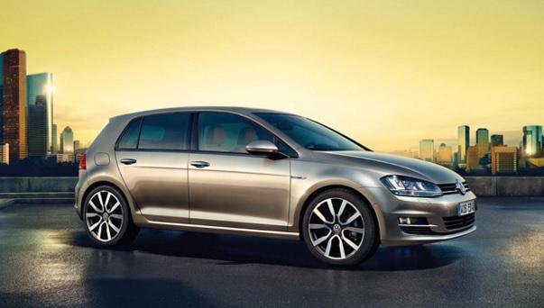 2016 Volkswagen Golf Modelleri ve Fiyat Listesi