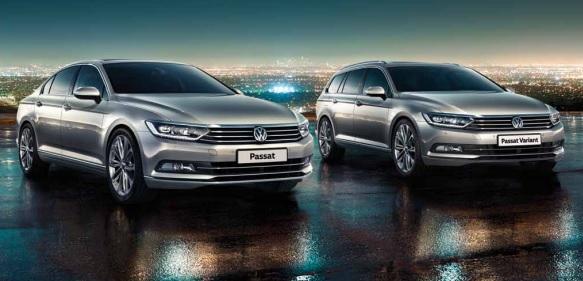 2016 Volkswagen Yeni Passat Variant Modelleri ve Fiyat Listesi