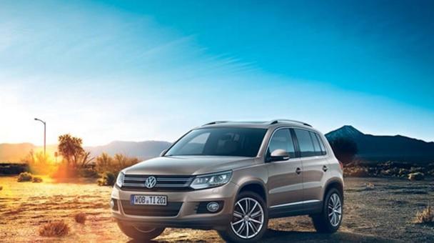 2016 Volkswagen Yeni Tiguan Modelleri ve Fiyat Listesi