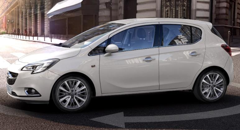 Yeni Opel Corsa 5 Kapı 2016 Fiyatı