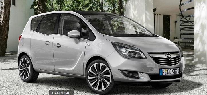 2016 Opel Meriva Fiyatlari Ve Modelleri
