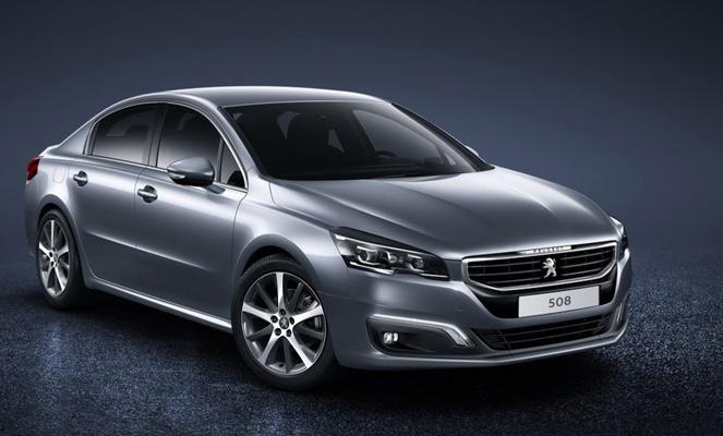 508 Peugeot Modeli