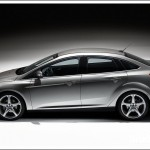 Ford Focus Sedan 1.6 TDCi Titanium