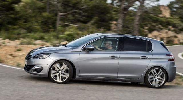 Peugeot 308 1.2 Puretech İç Görünüm - Uygun Taşıt