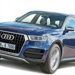 Audi Q7 Modeli