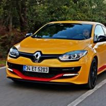 Renault Megane RS Viraj avcısı