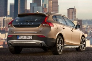 2015 Volvo V40 Cross Country