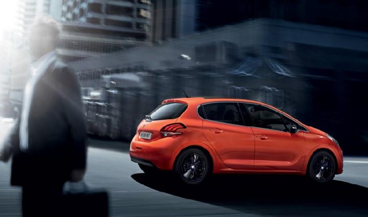Peugeot 208 2016 fiyatları
