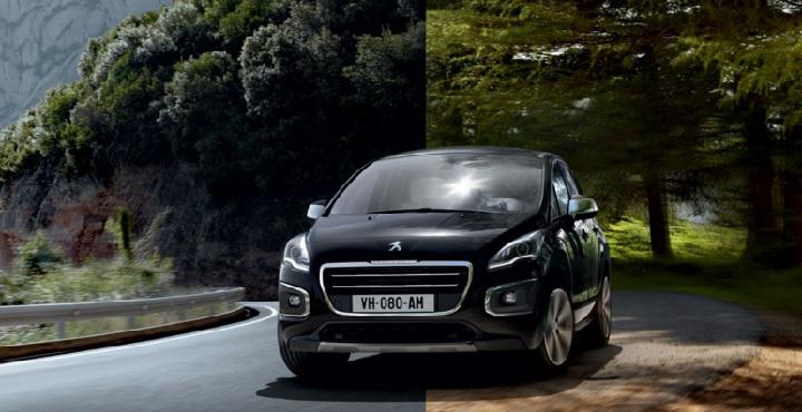 Peugeot 3008 crossover 2016 fiyatları