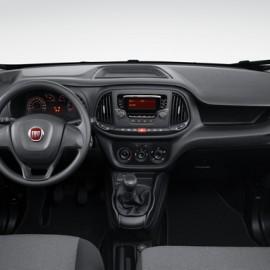 2015 Fiat Doblo İç Tasarım