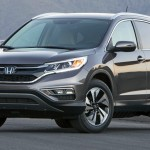 Yeni Nesil Honda CR-V