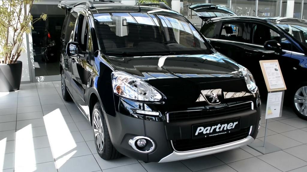 2015 Yeni Peugeot Partner Tepee
