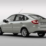 Lada Granta 2014 Liftback Renk Seçenekleri