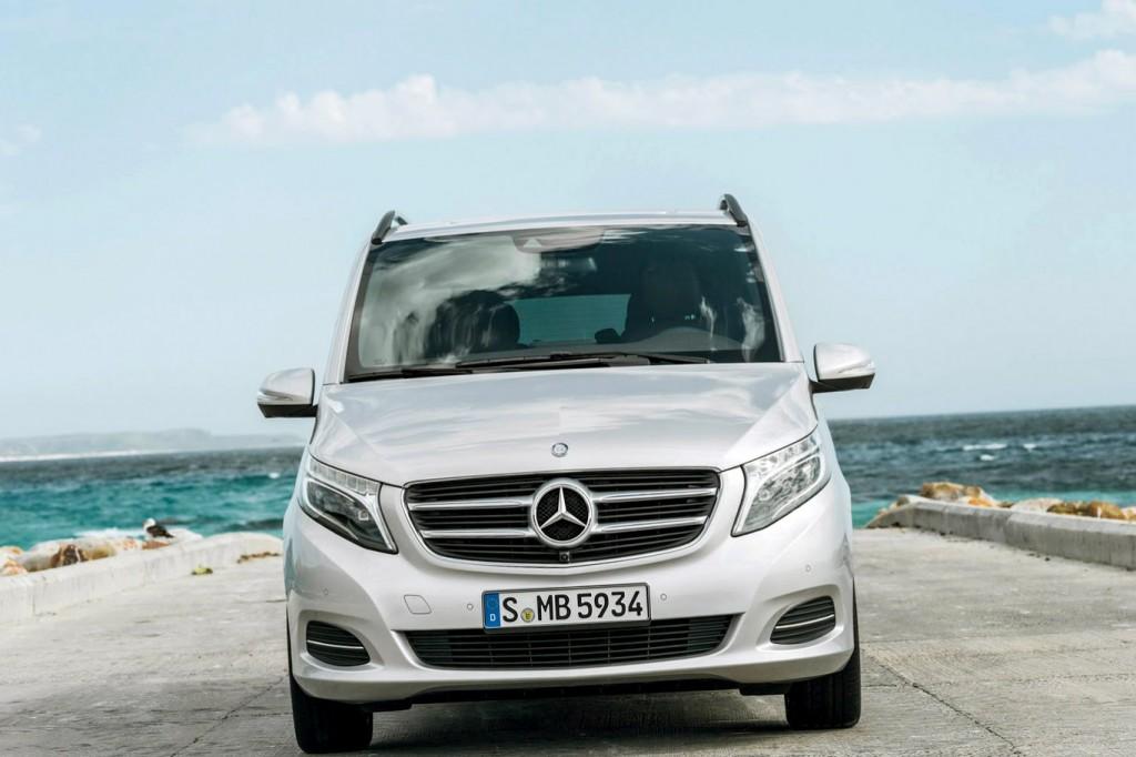 Mercedes Vito 2015 4x4 Renk Seçenekleri