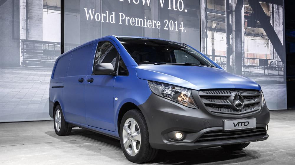 Mercedes Vito 2015 Fiyatı