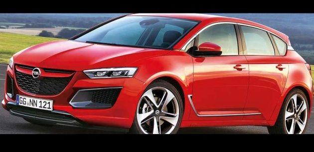 Yeni Kasa Opel Astra