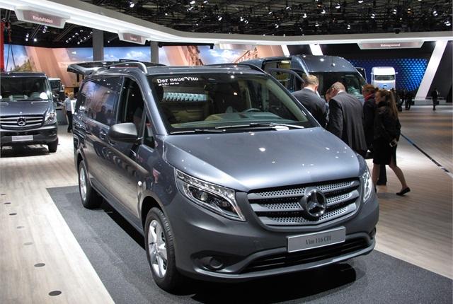 Yeni Mercedes Vito 4x4