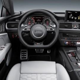 2015 Audi Rs7 İç Görünüm