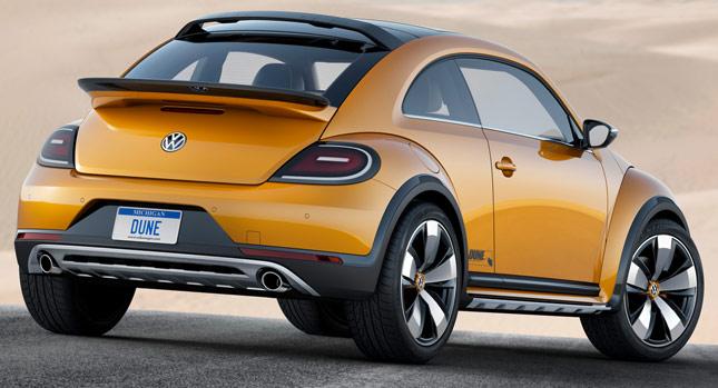 2015 Beetle Renk Seçenekleri