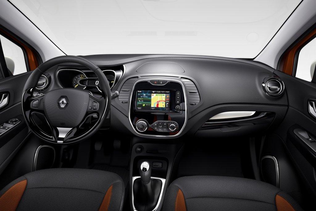 2015 Renault  Captur İç Görünüm