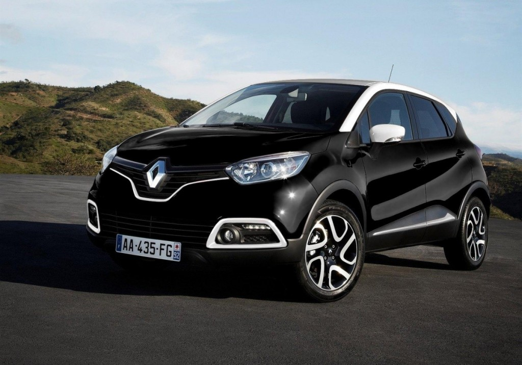 Mini-Crossover Renault  Captur