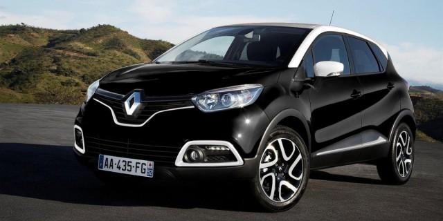 Mini-Crossover Renault Captur