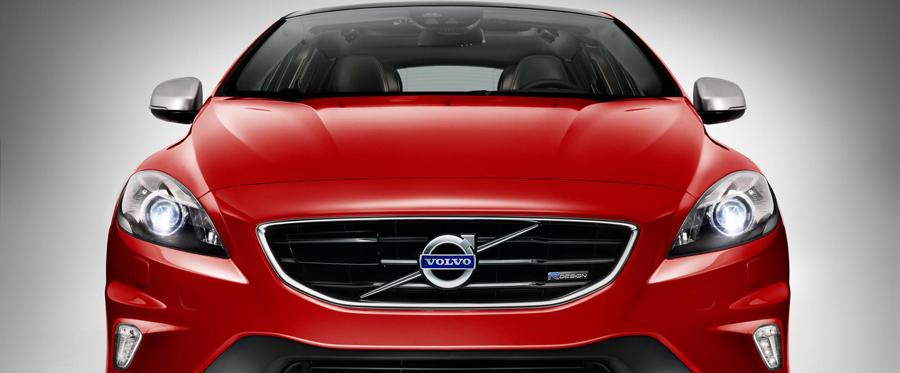 Volvo V40 Dış Görünüm