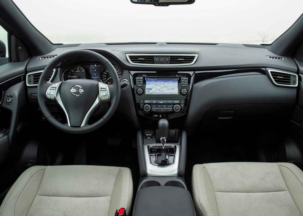 Nissan Qashqai İç Görünüm