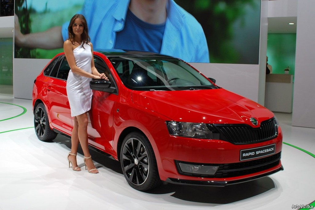 Rapid Spaceback Skoda Kampanya